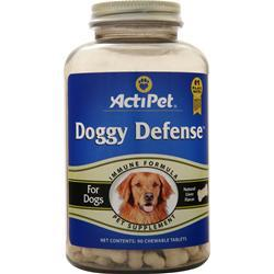 Actipet Doggy Defense Immune Formula Natural Liver Flavor 90 chews
