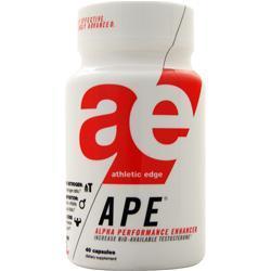 Athletic Edge Nutrition APE - Alpha Performance Enhancer 40 caps