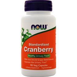 Now Cranberry - Standardized 90 vcaps