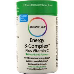 Rainbow Light Energy B-Complex 45 tabs