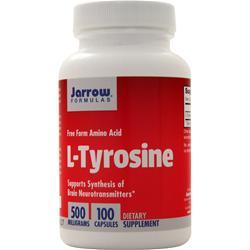 Jarrow L-Tyrosine 500 100 caps
