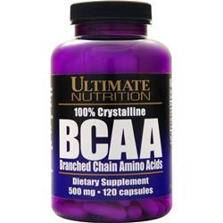 Ultimate Nutrition BCAA (500mg) 120 caps
