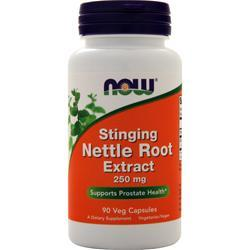 Now Nettle Root Extract (250mg) 90 vcaps