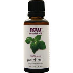 Now Patchouli Oil 1 fl.oz