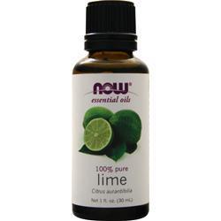 Now Lime Oil 1 fl.oz