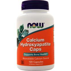 Now Calcium Hydroxyapatite (250mg) 120 caps