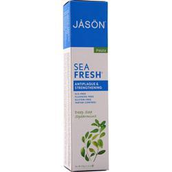 Jason Sea Fresh Toothpaste Deep Sea Spearmint 6 oz