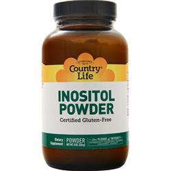 Country Life Inositol Powder 8 oz