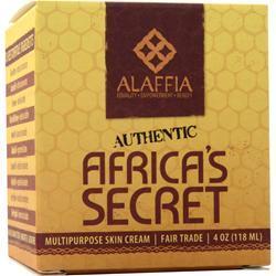 Alaffia Africa's Secret All-In-1 Skin Treatment 4 oz
