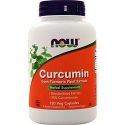 Now Curcumin 120 vcaps