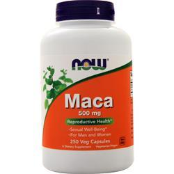 Now Maca (500mg) 250 vcaps
