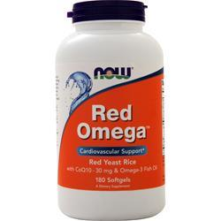 Now Red Omega 180 sgels