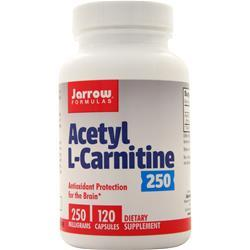 Jarrow Acetyl L-Carnitine (250mg) 120 caps