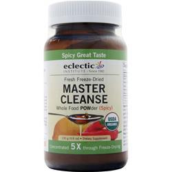 Eclectic Institute Fresh Freeze-Dried Master Cleanse Spicy POW-Der 130 grams