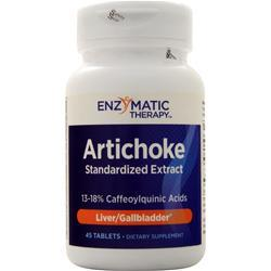 Enzymatic Therapy Artichoke Extract 45 tabs