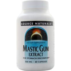 Source Naturals Mastic Gum Extract (500mg) 60 caps