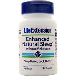 Life Extension Enhanced Natural Sleep (without Melatonin) 30 caps