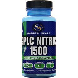 STS Nitrocarn GPLC 1500 45 vcaps