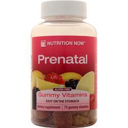 Nutrition Now Prenatal Gummy Vitamins 75 gummy