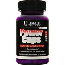 Ultimate Nutrition Power Caps 90 caps