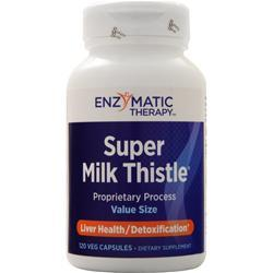 Enzymatic Therapy Super Milk Thistle 120 caps
