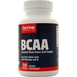 Jarrow Branched Chain Amino Acid 120 caps