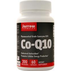 Jarrow Co-Q10 (200mg) 60 caps