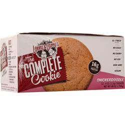 Lenny and Larry's The Complete Cookie - All Natural Snickerdoodle 12 pck