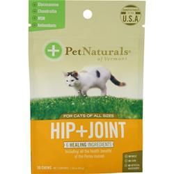Pet Naturals Of Vermont Hip + Joint for Cats of All Sizes 30 chews