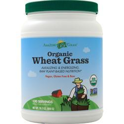 Amazing Grass Organic Wheat Grass - Whole Food Drink Powder Original 28.2 oz