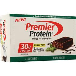 Premier Nutrition Premier Protein Bar Dark Chocolate Mint 6 bars