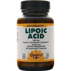 Biochem Lipoic Acid (100mg) 50 vcaps