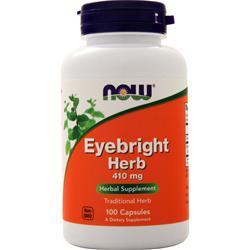 Now Eyebright Herb (470mg) 100 vcaps