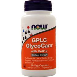 Now GPLC GlycoCarn 60 vcaps