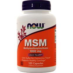 Now MSM (1000mg) 240 vcaps
