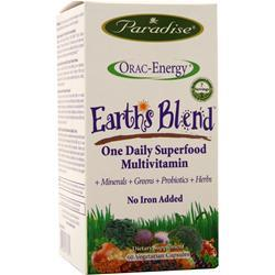 Paradise Herbs Orac-Energy Multi One No Iron Added  BEST BY 9/17 60 vcaps