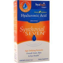 Hyalogic Synthovial Seven - Liquid Hyaluronic Acid 1 oz