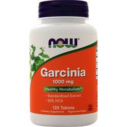 Now Garcinia (1,000mg) 120 tabs