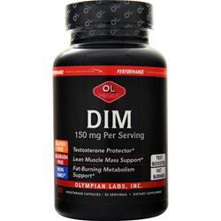 Olympian Labs Performance Sports Nutrition - DIM (150mg) 30 caps