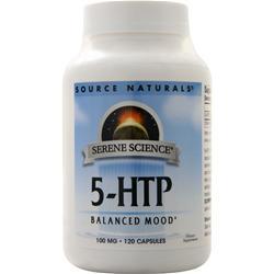 Source Naturals 5-HTP (100mg) 120 caps