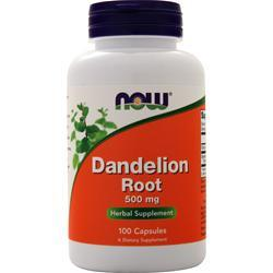 Now Dandelion Root 100 vcaps