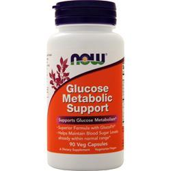 Now Glucose Metabolic Support 90 caps