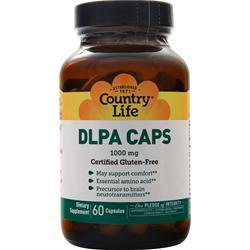 Country Life DLPA 60 caps