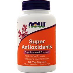 Now Super Antioxidants 120 vcaps