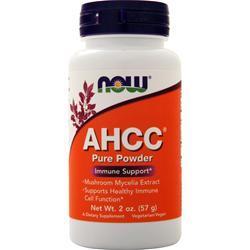 Now 100% Pure AHCC Powder 2 oz