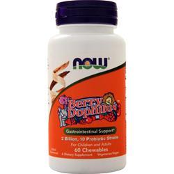 Now BerryDophilus Chewables 60 tabs