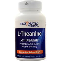 Enzymatic Therapy L-Theanine 180 caps