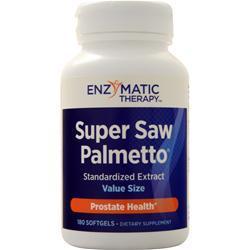 Enzymatic Therapy Super Saw Palmetto 180 sgels