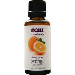 Now Orange Oil 1 fl.oz