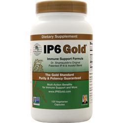 IP6 Gold - Immune Support Formula 120 vcaps